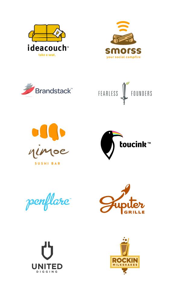 personal logo designs
